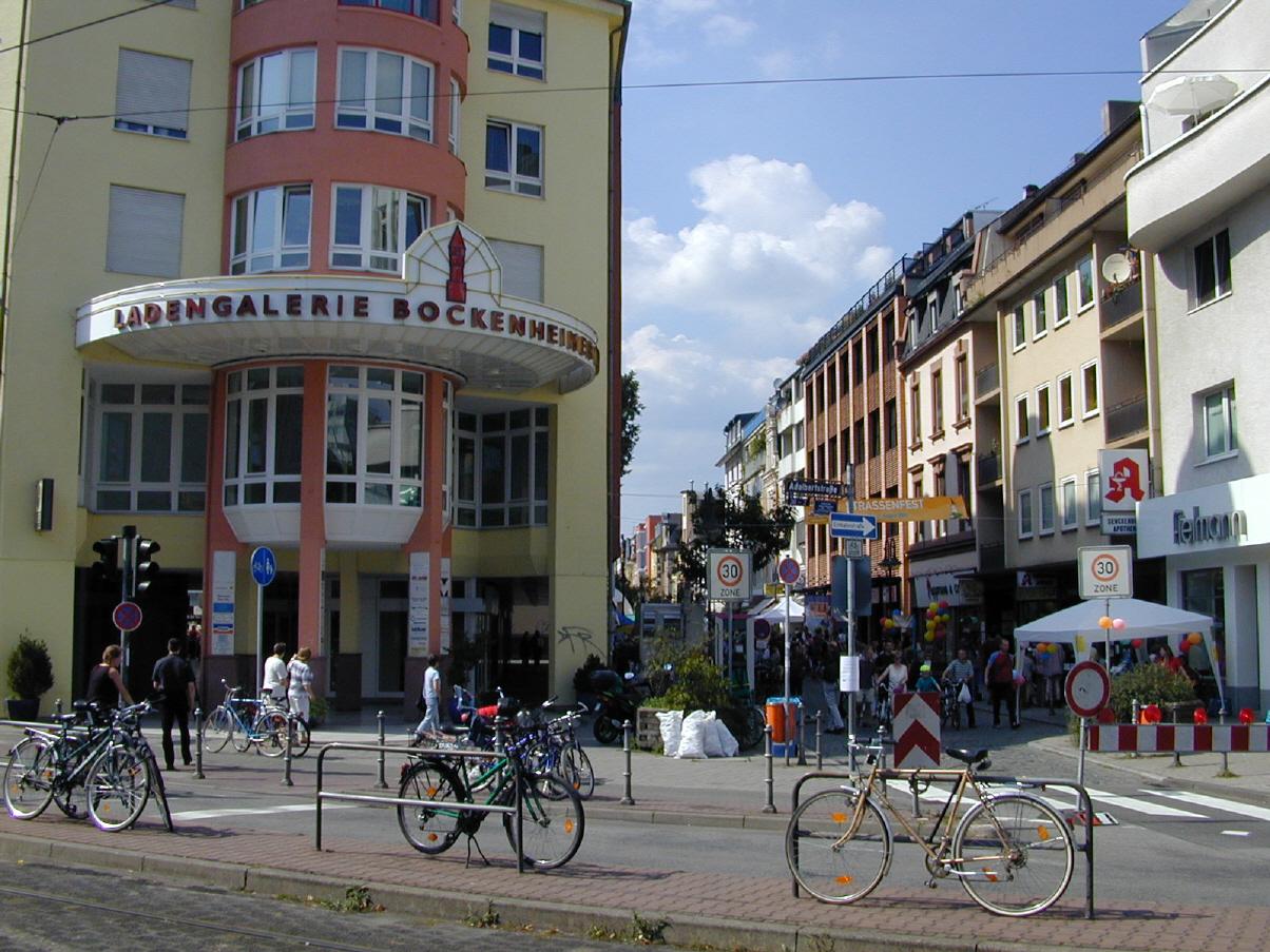 Hotel Bockenheim Frankfurt